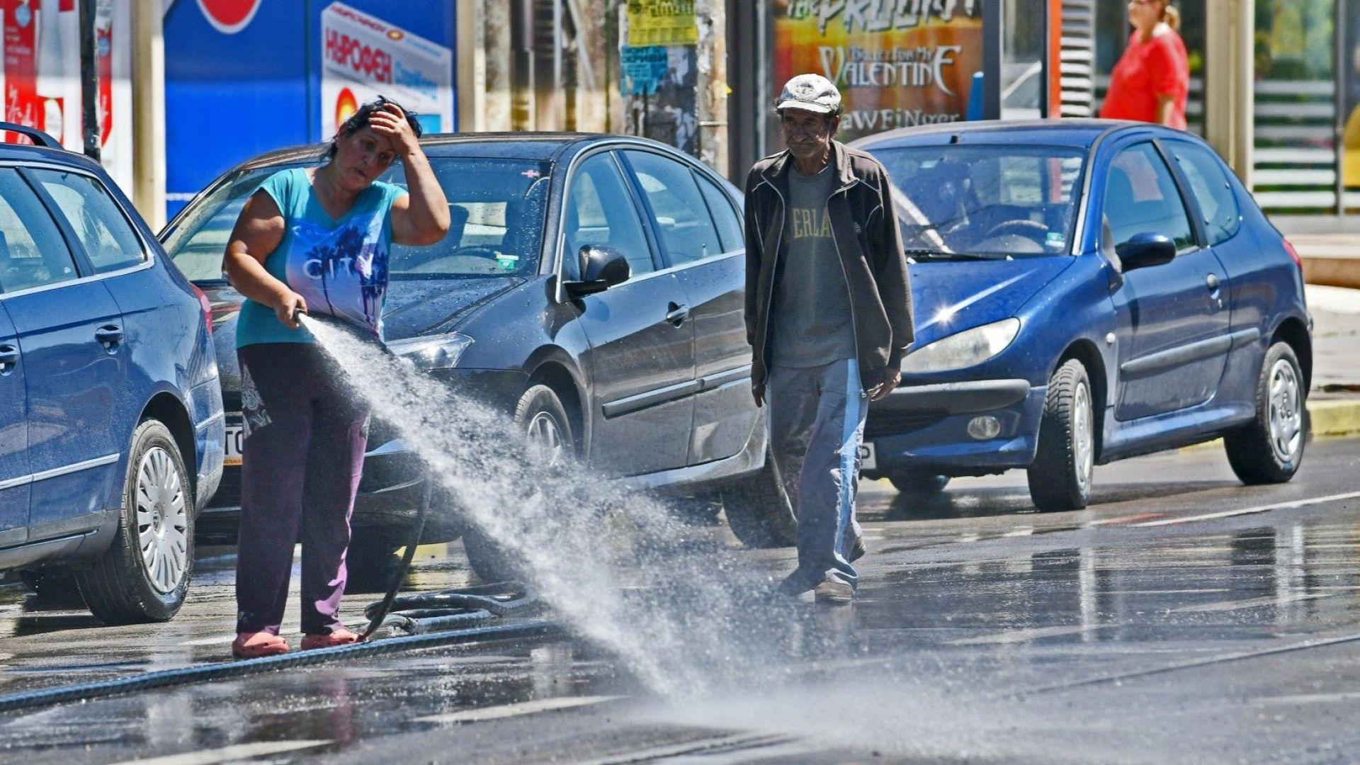 Съдът нареди на Столичната община да мие редовно улиците и да строи велоалеи