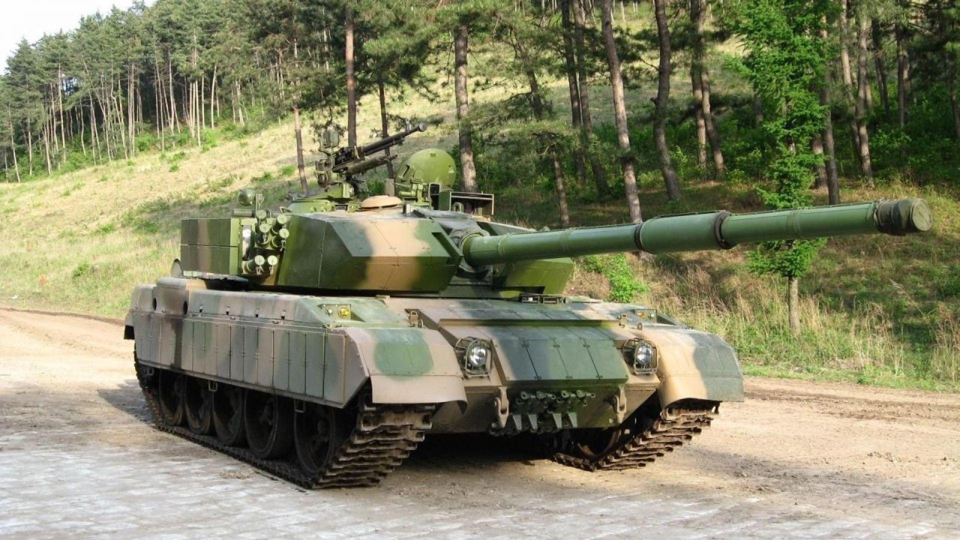 Китайците настъпват в Африка с копие на съветски танк от 50-те