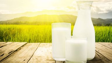 Обезмасленото мляко може да удължи живота с 4 години