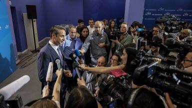 """Програмата на Мицотакис и """"сивите зони"""", президентът на Гърция връчи мандат на победителя"""