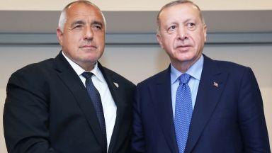 Борисов се срещна с Ердоган: Мирът и диалогът са най-добрите дипломати