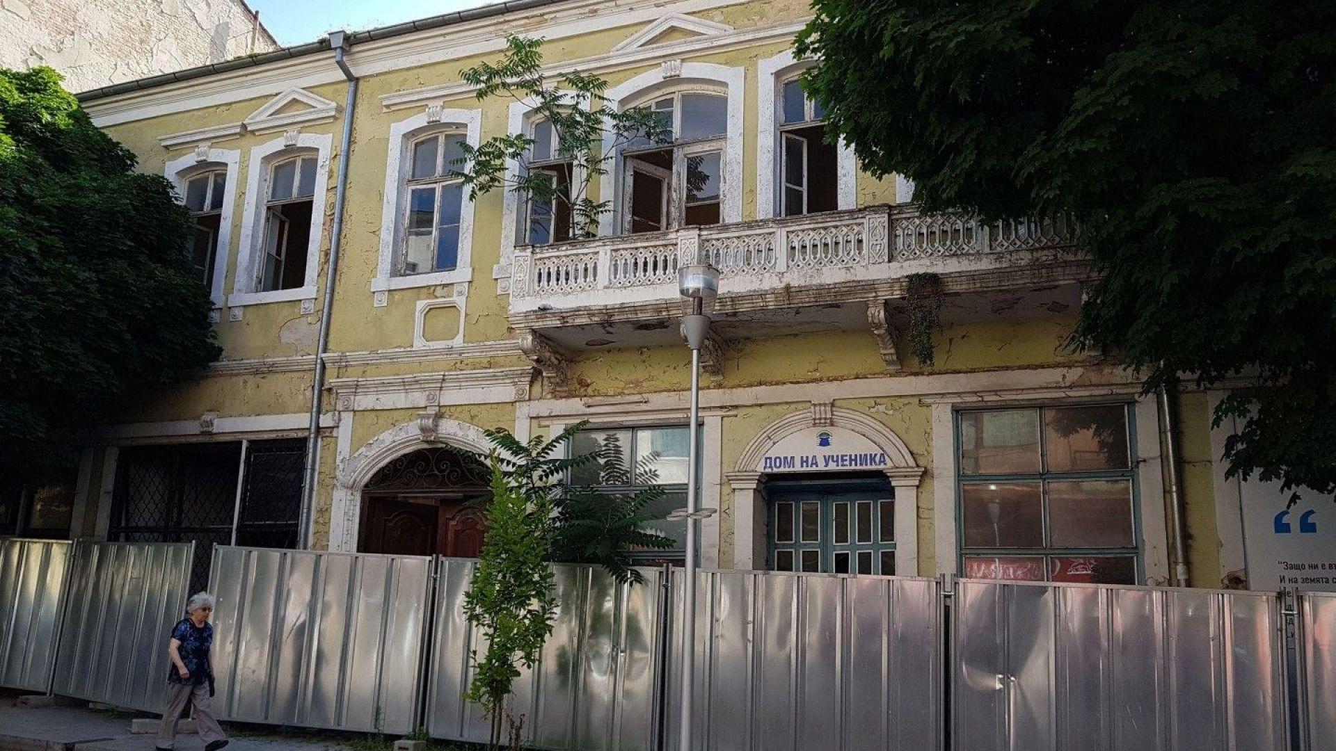 Ценен архитектурен паметник ще бъде спасен във Варна