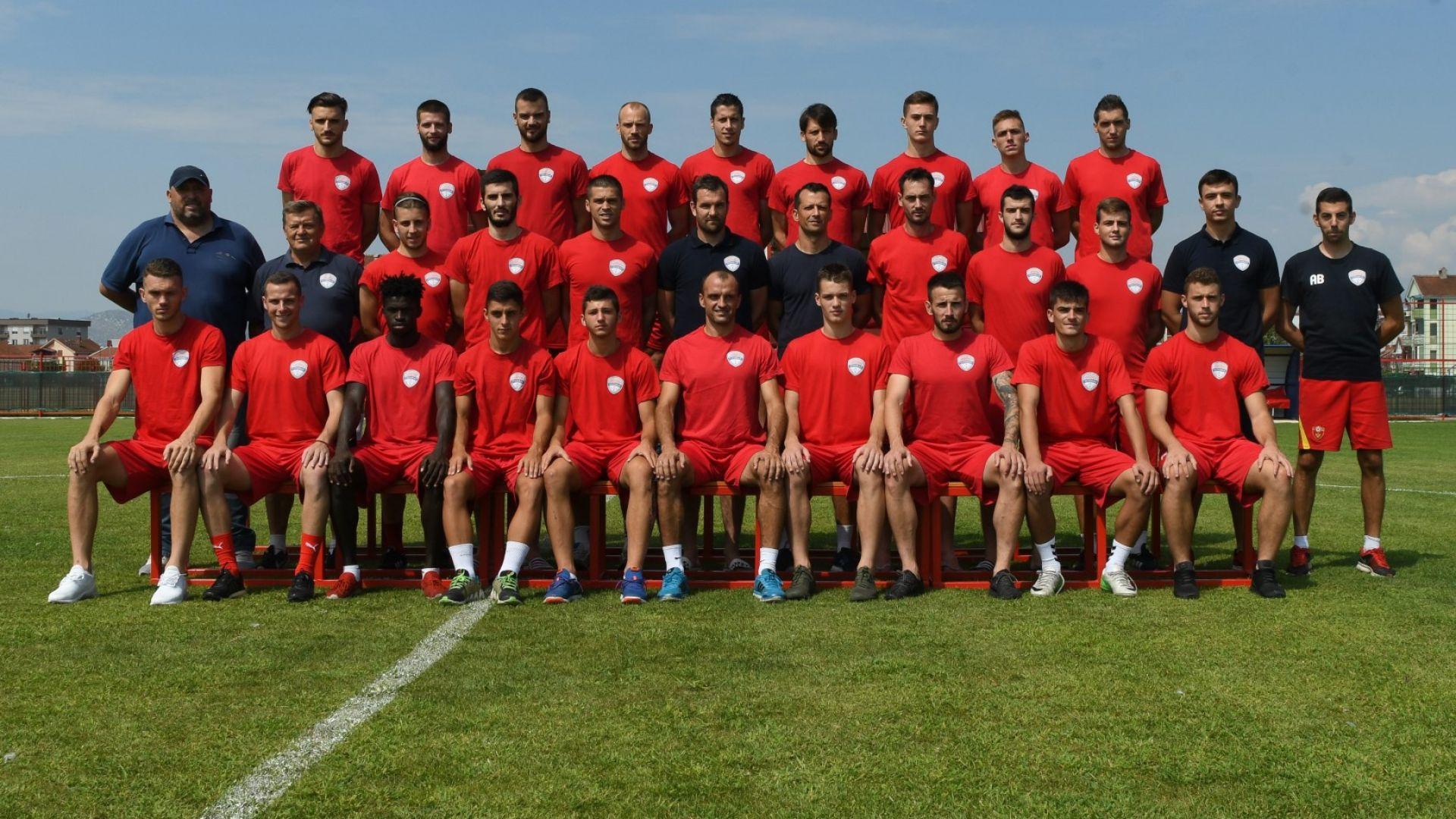 ЦСКА очаква Романтиците, създали футболните величия на Черна гора