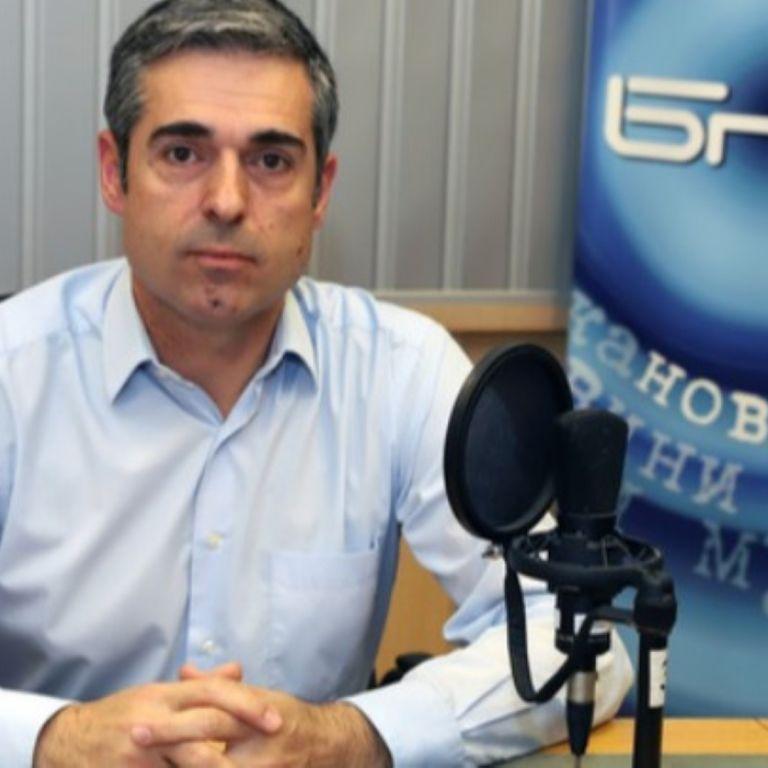 Стефан Манов, член на Обществения съвет към ЦИК