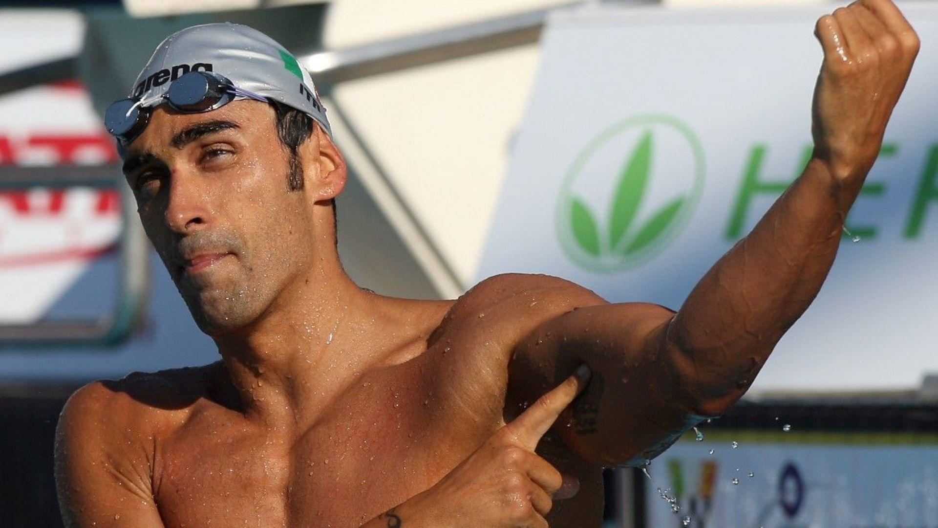 Световен шампион спаси гей младоженец от удавяне