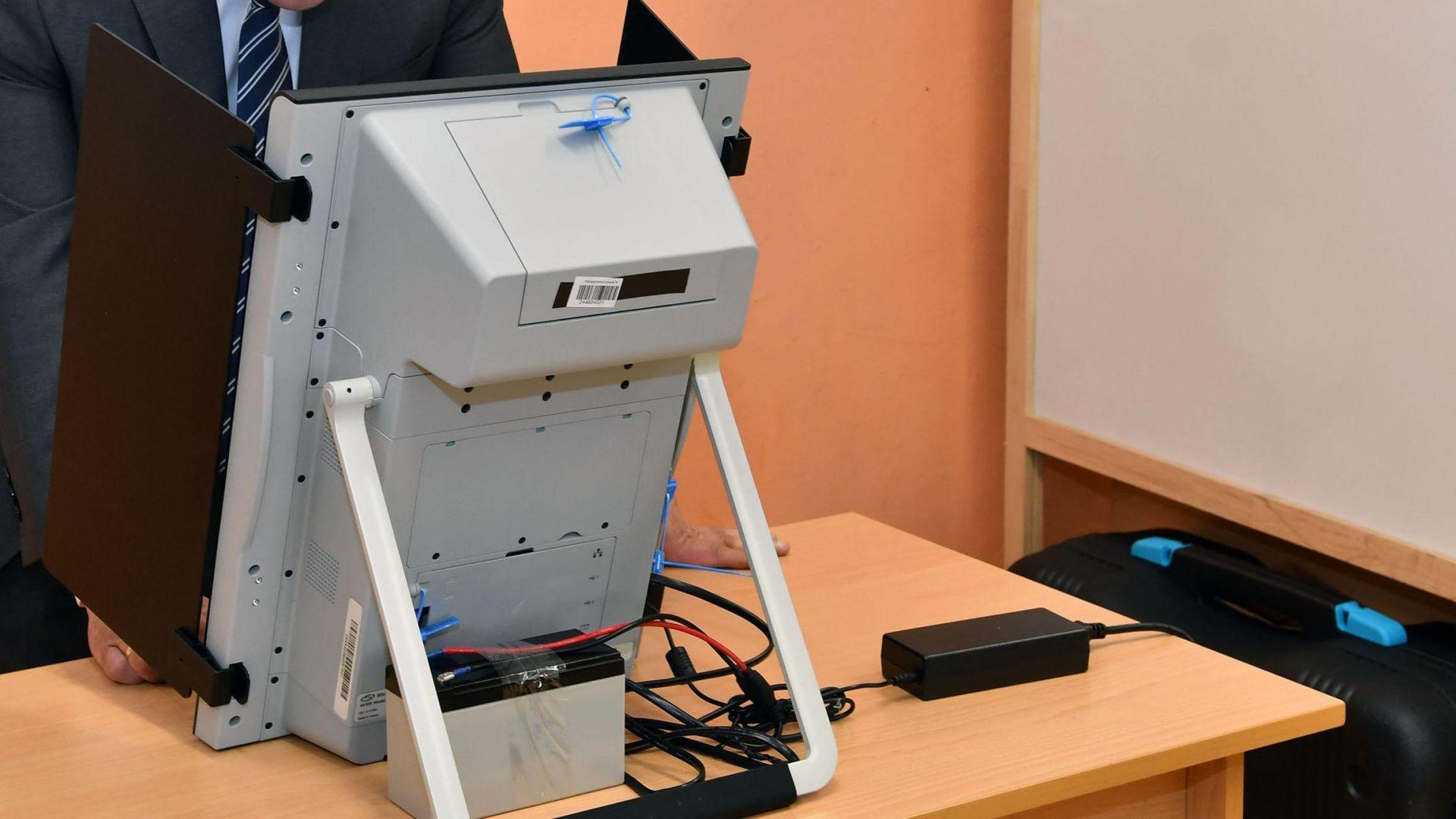 Правната комисия прие отмяната на машинния вот за местните избори