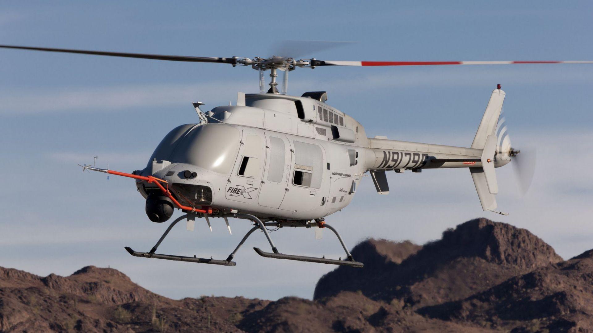 САЩ показа безпилотен боен хеликоптер