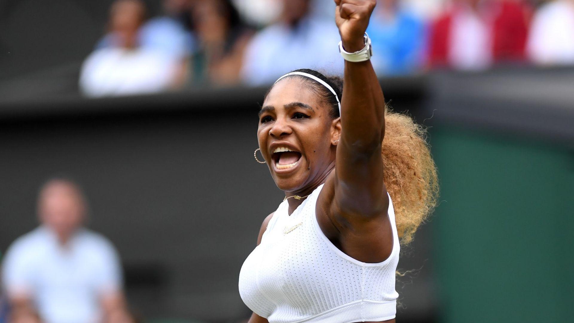 """Уилямс отново отвори темата """"сексизъм в тениса"""""""