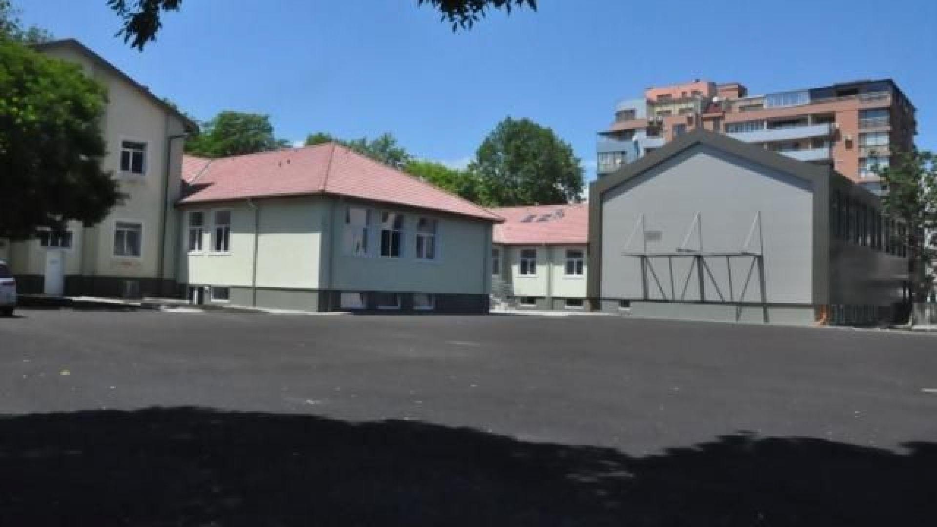 Гимназията по транспорт в Бургас ще се обновява с най-модерна техника