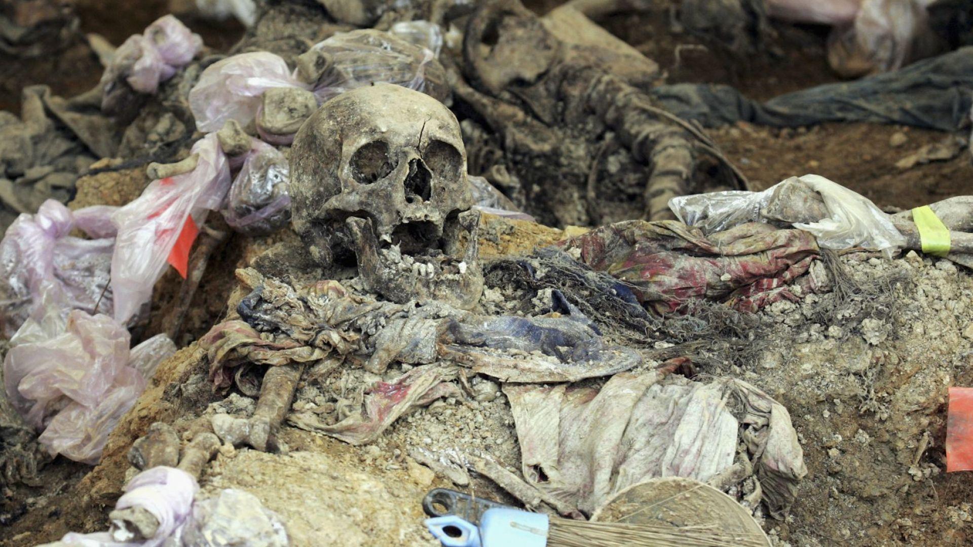 Писъците от опустошената Сребреница отекват вече 24 г. (видео 18+)