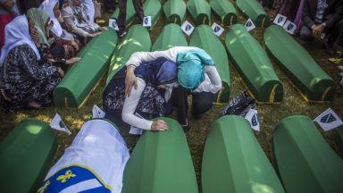 """Анджелина Джоли: """"Майките на Сребреница"""" заслужават Нобелова награда за мир"""