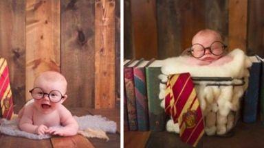 """Баща направил детска стая в стил """"Хари Потър"""" за своето момченце"""