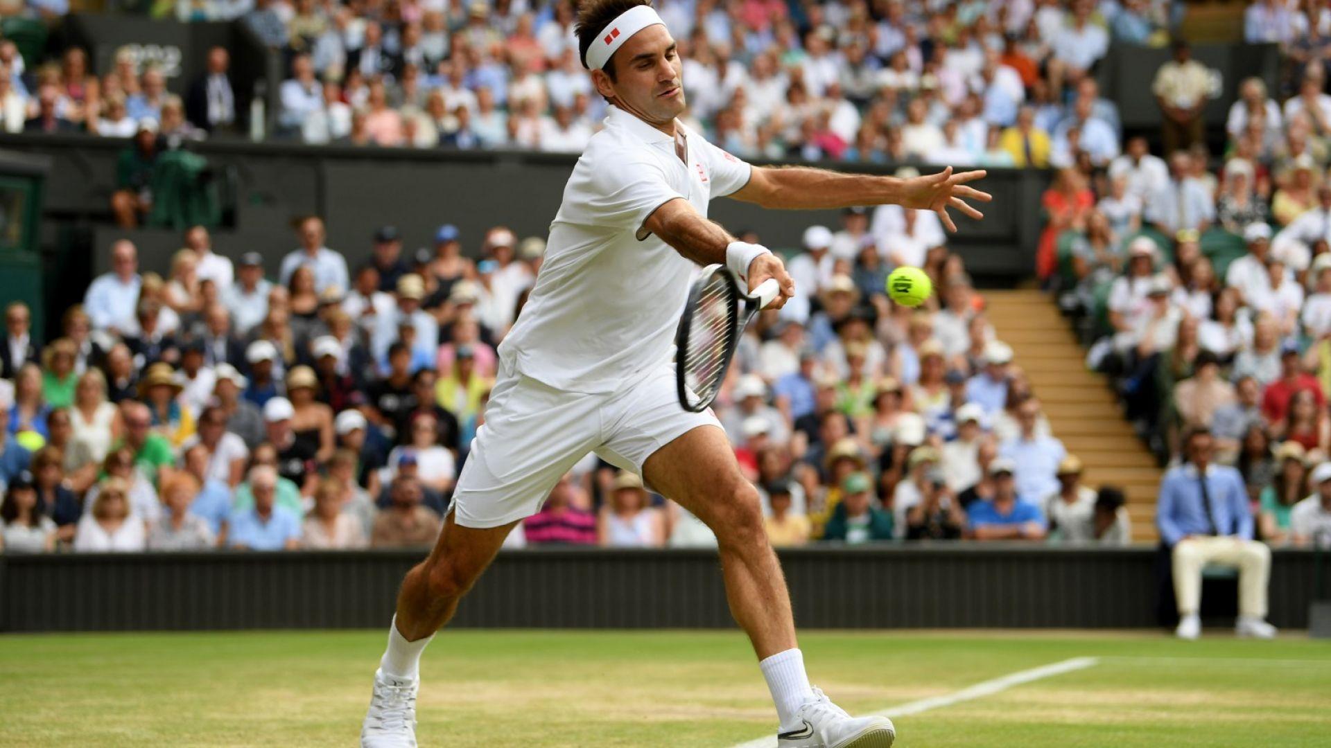 Фантастичен Федерер преодоля и предизвикателството Нишикори