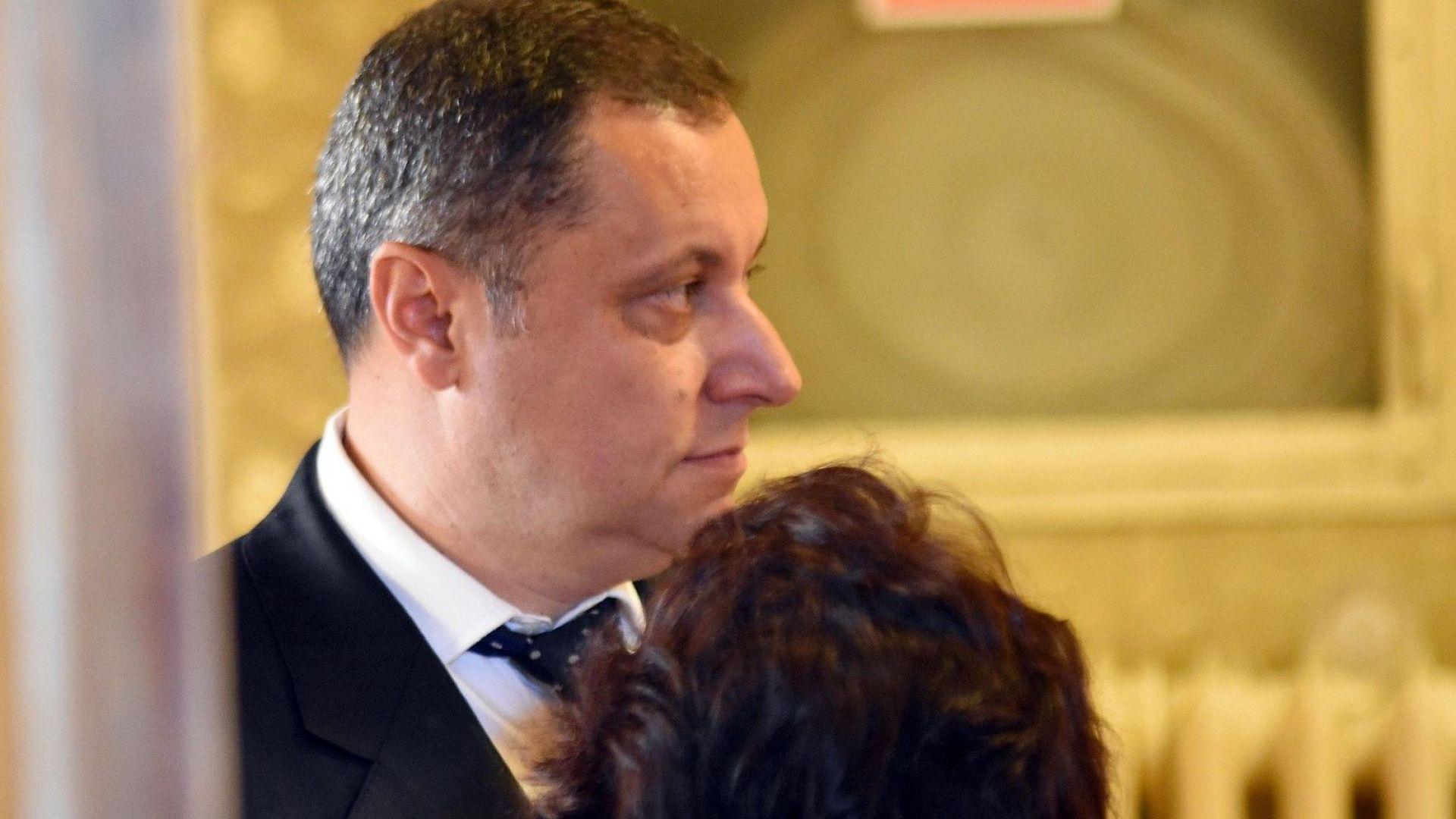 Яне Янев е подал сигнали до ГЕРБ срещу кмета на Сандански