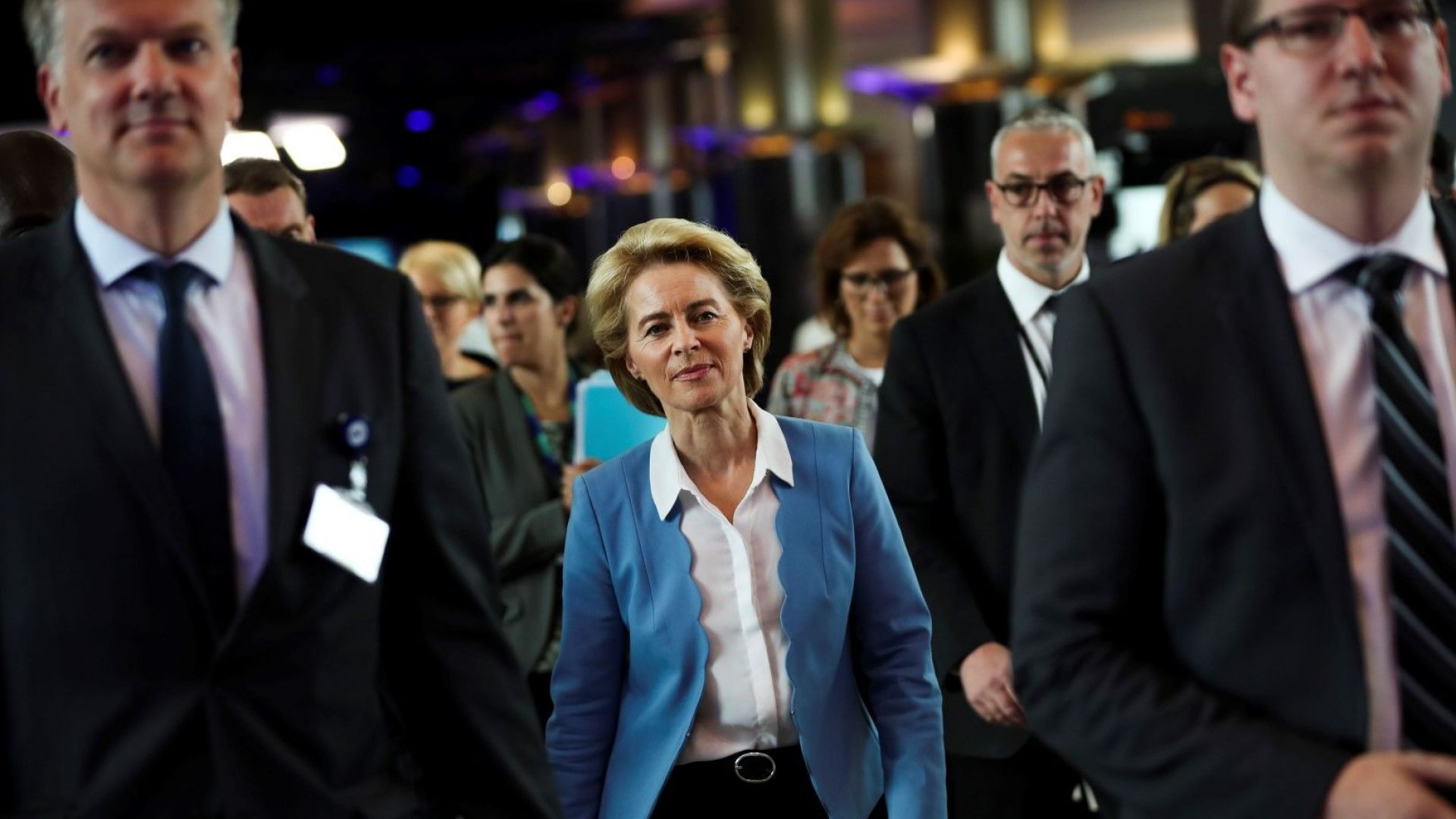 Крайната десница може да подкрепи Урсула фон дер Лайен за председател на ЕК