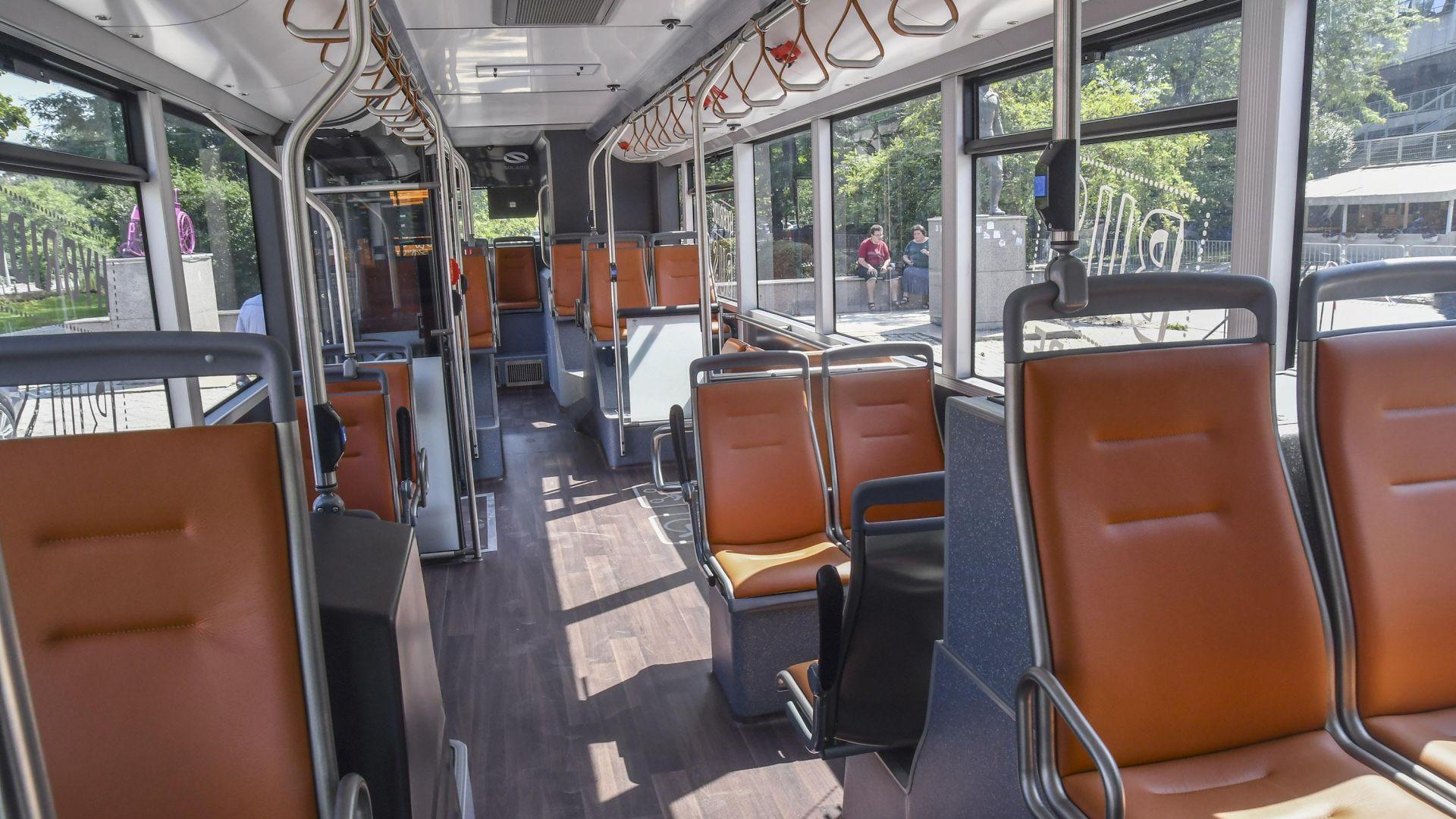 София обновява градския транспорт с 82 електробуса, 30 тролея и 25 трамвая