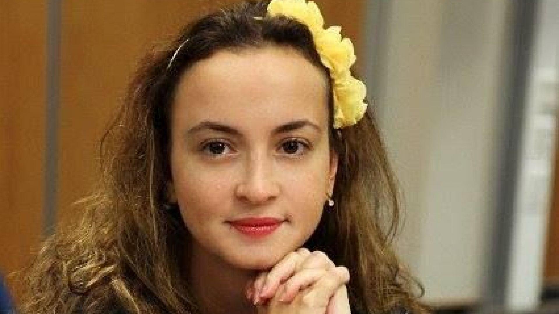 Антоанета Стефанова е лидер на турнир в Китай
