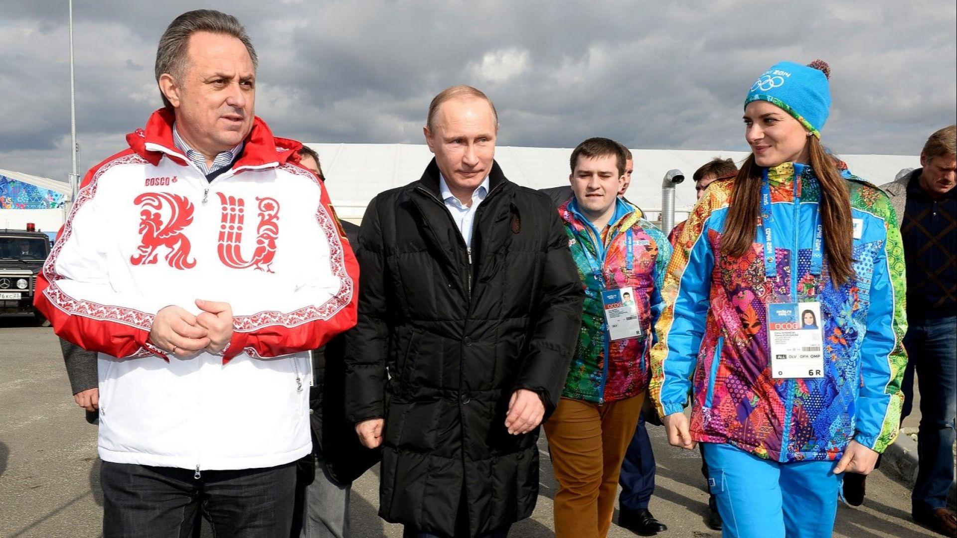 КАС отмени доживотното наказание на човека, винен за глава на руската допинг схема