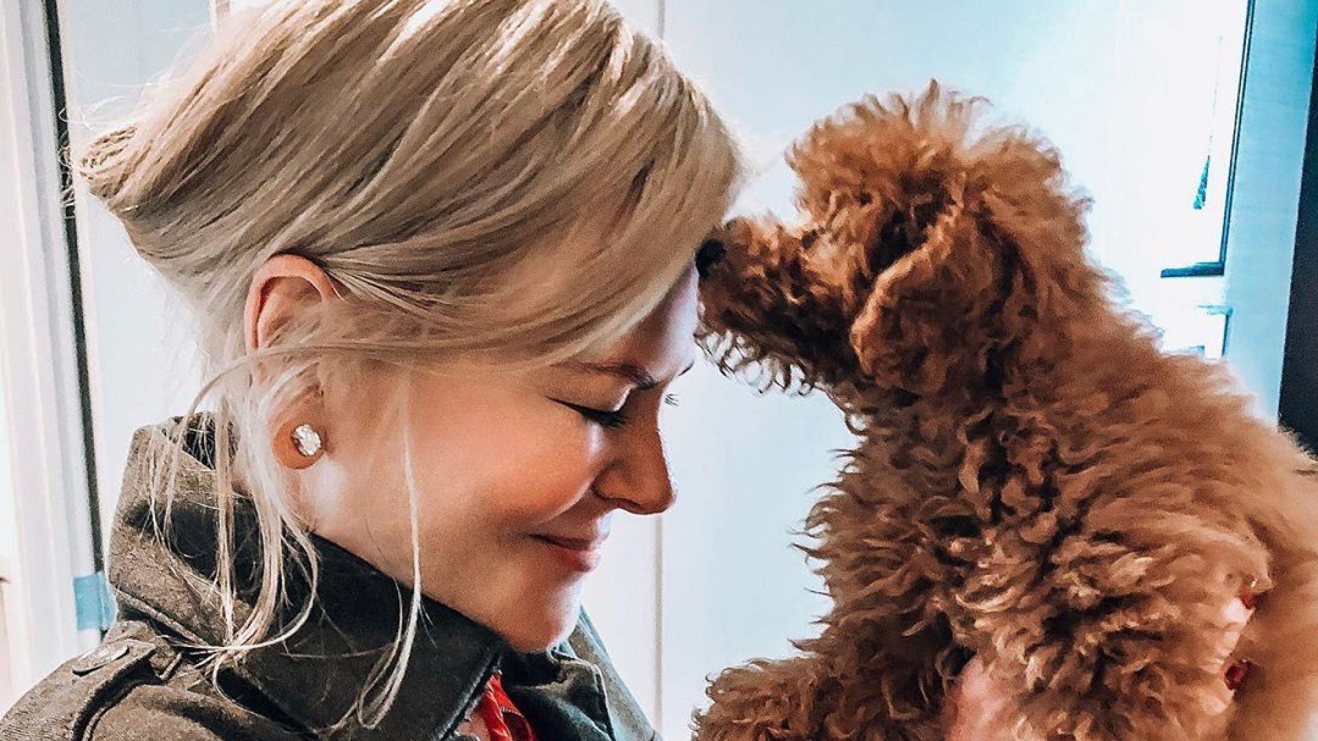 Никол Кидман си взе кученце