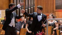 Максим Ешкенази дирижира 6-та симфония от Бетовен с Оркестъра на Класик ФМ радио