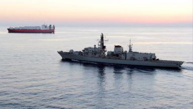След опита за арест на британски танкер напрежението между Техеран и Лондон ескалира