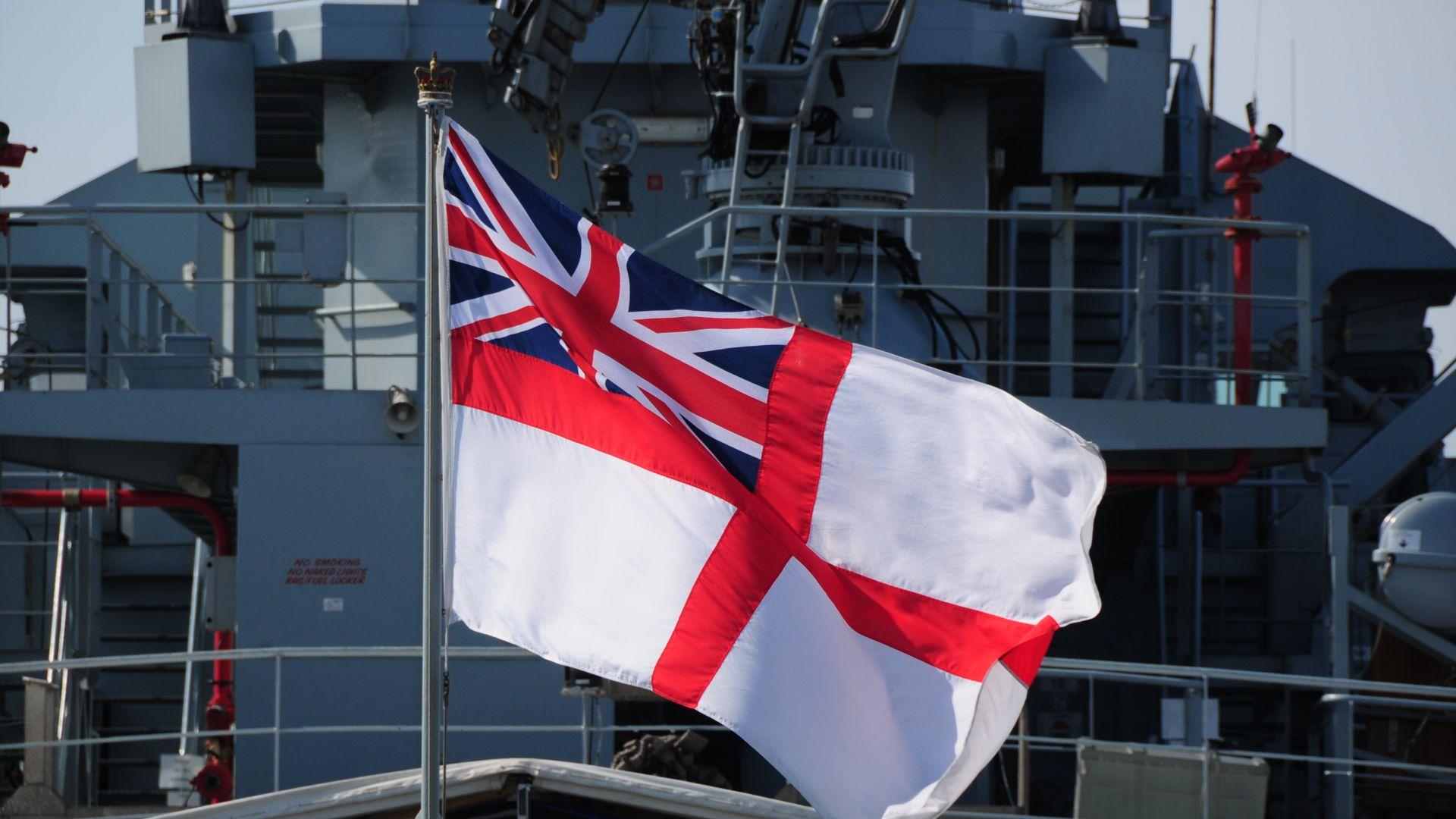 Лондон разположи боен кораб и три миночистача в Персийския залив