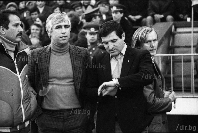 17 март 1982 г., ЦСКА - Ливърпул в София. Минути делят Никодимов и Пенев от триумфа. Както и ЦСКА