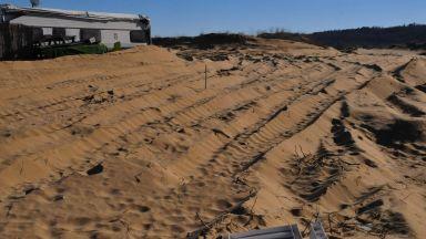 Проверяват сигнал за разорани дюни на Каваците