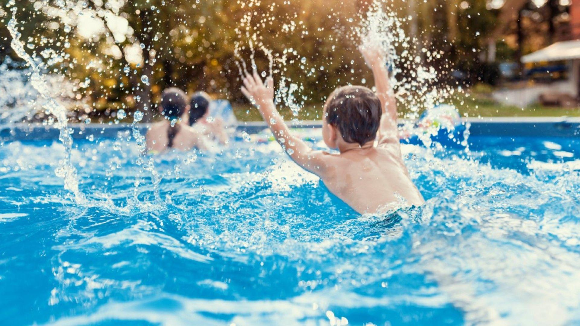 Откритите басейни в Пловдивско са изрядни, установи проверка