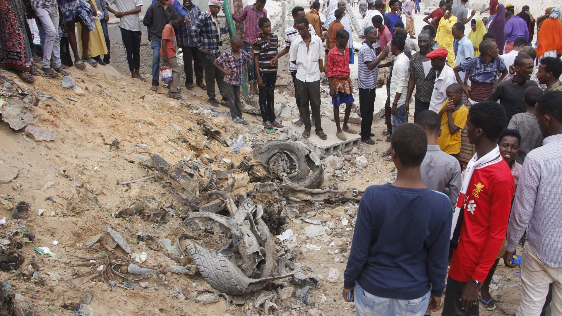 26 убити и 56 ранени при атаката на хотел в Южна Сомалия