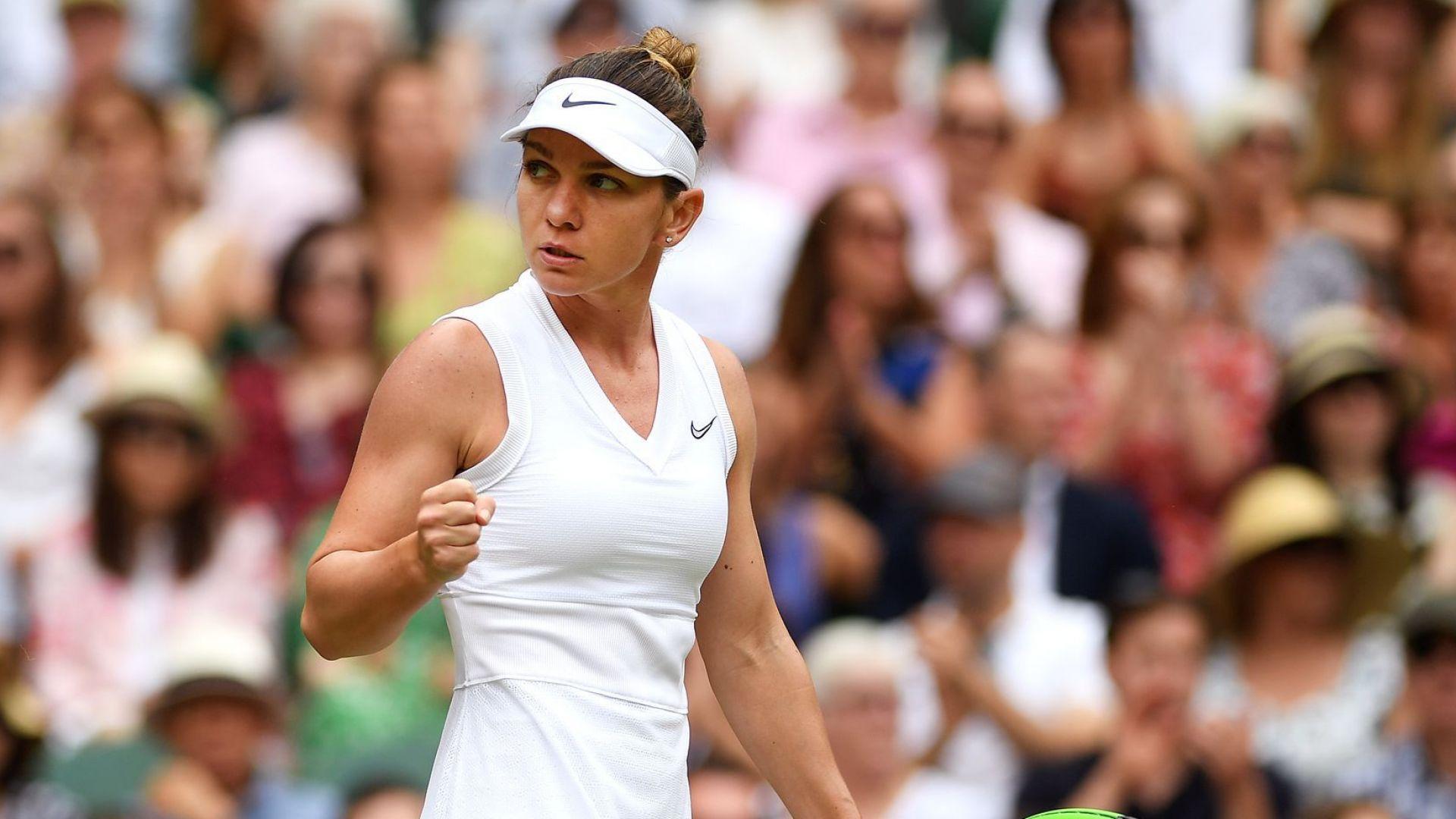 Халеп дари пари и изрази мнение за подновяването на тениса