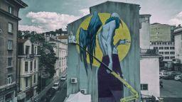 Urban Creatures 2019 #iloveyouhater - творецът и неговите битки в центъра на София