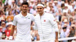 Джокович официално изравни Федерер и е на седмица от постижение за историята
