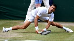 10-те най-добри мача в тениса през годината