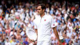 Федерер: Няма да се депресирам заради загуба в тенис мач