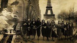 Минало несвършено: Магията на Париж в черно и бяло