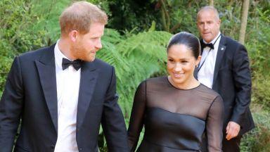 Принц Хари разкри колко деца искат да имат с Меган