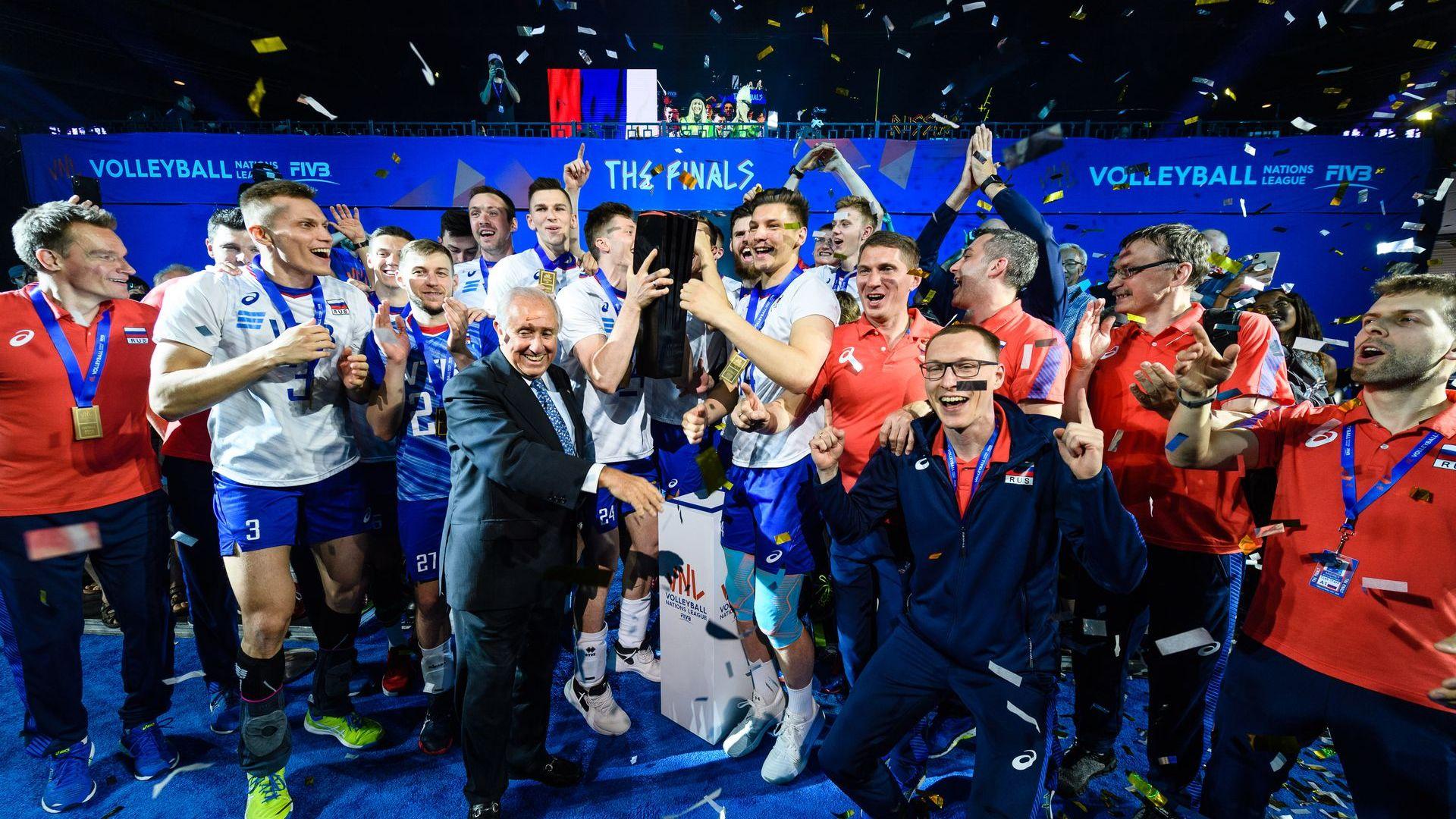 Русия пречупи САЩ насред Чикаго в голям финал на Лигата