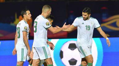 Геният Марез прати Алжир на финал с последния удар