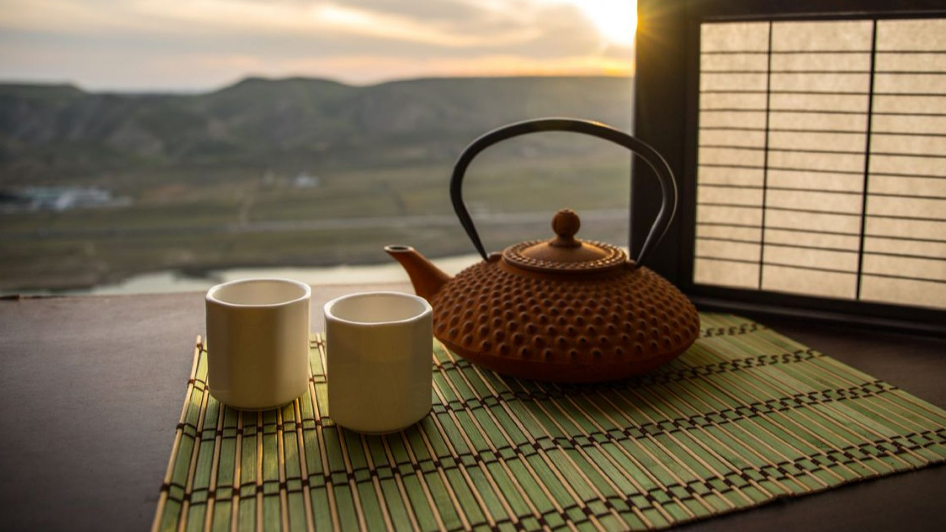 Японският чай Матча помага срещу стрес