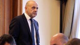 Томислав Дончев: Хакери са атакували и Министерски съвет
