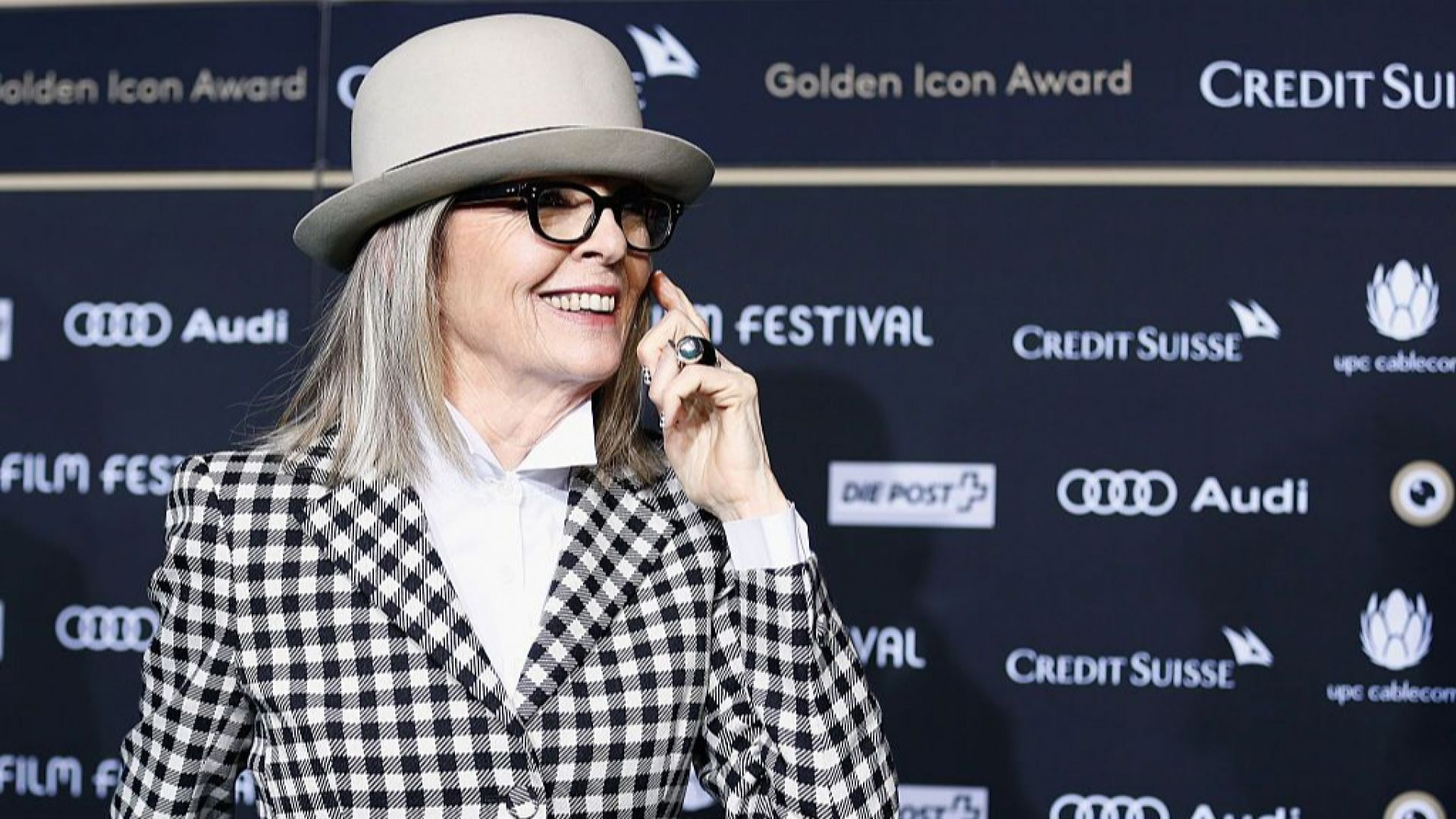 Даян Кийтън не е излизала по срещи от 35 години
