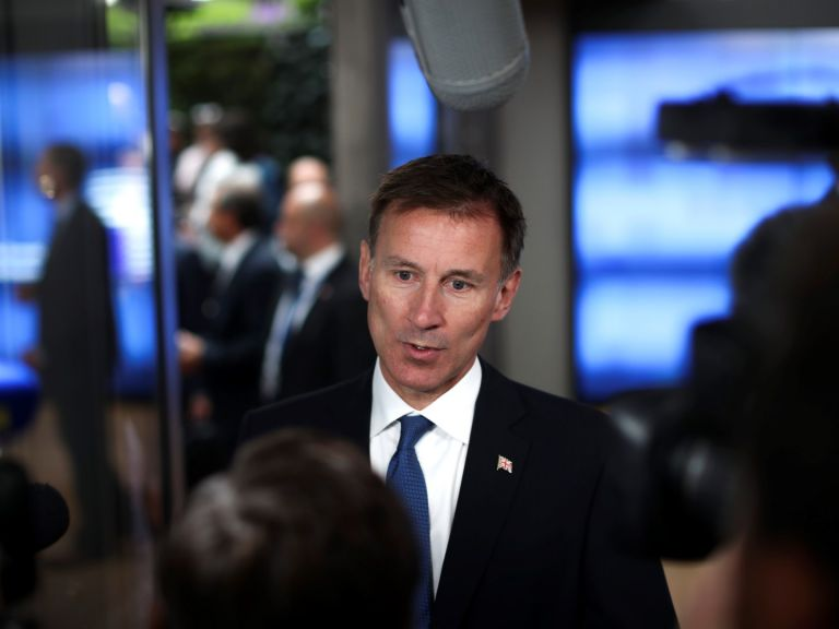 Лондон подготвя мерки срещу Техерен заради задържания танкер