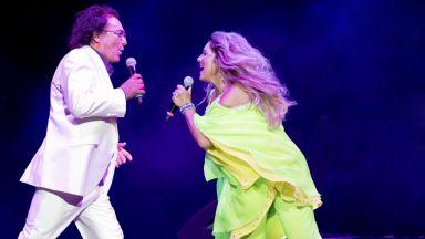 Ал Бано и Ромина Пауър отбелязват 40 години на сцената с турне
