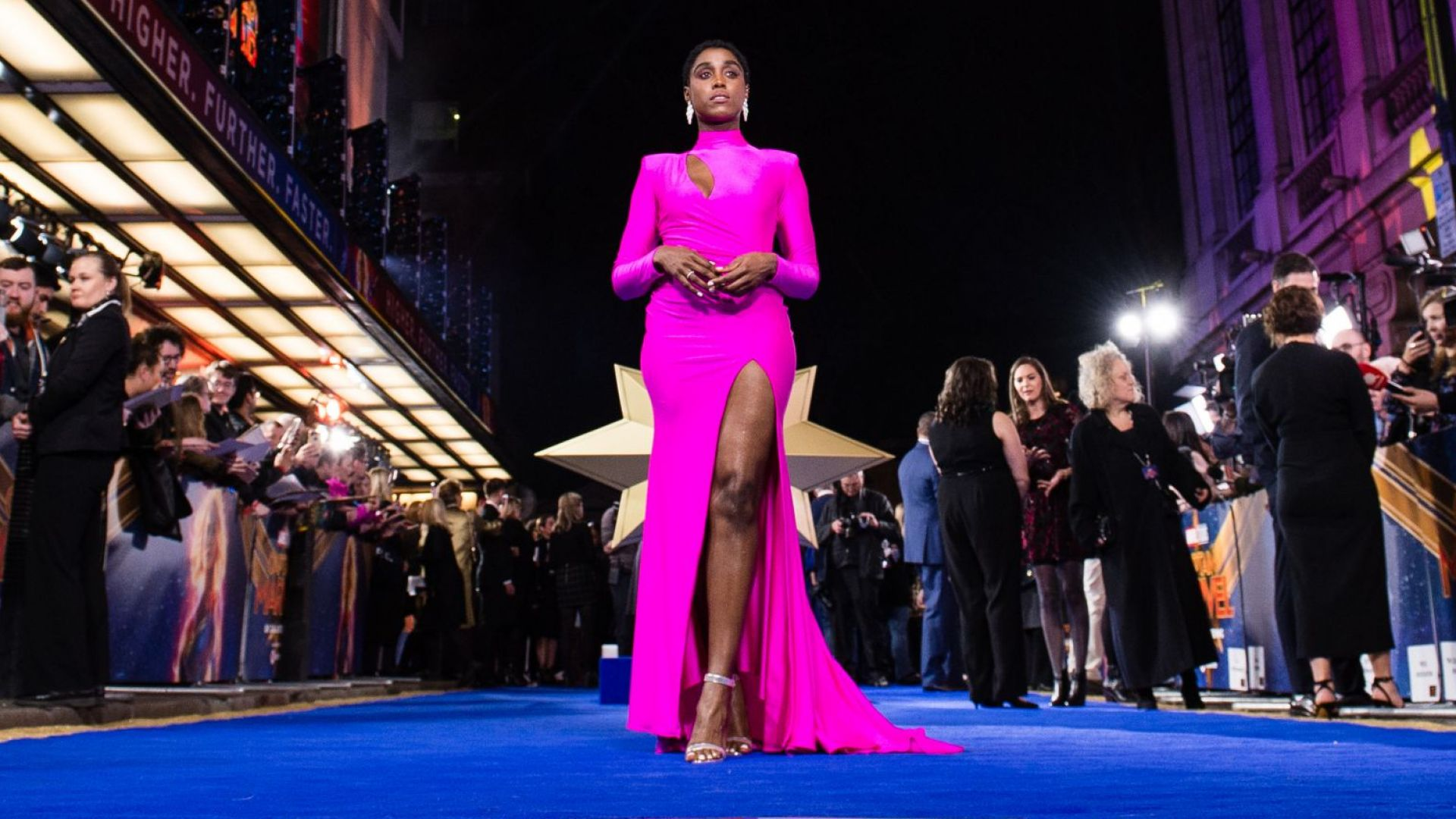 Чернокожа актриса ще изиграе новия Джеймс Бонд