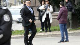 Младен Маринов: Атаката срещу НАП може да е политически свързана с  изтребителите F-16