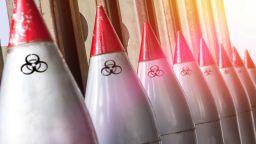 САЩ са разположили около 150 ядрени бомби в Европа