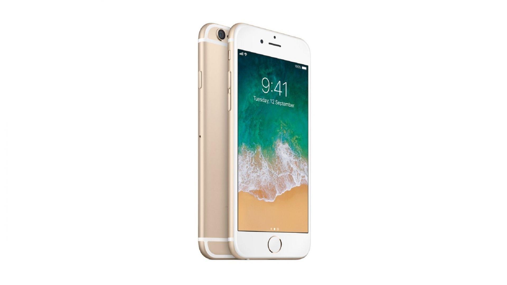 iPhone 6 се взриви в ръцете на момиче