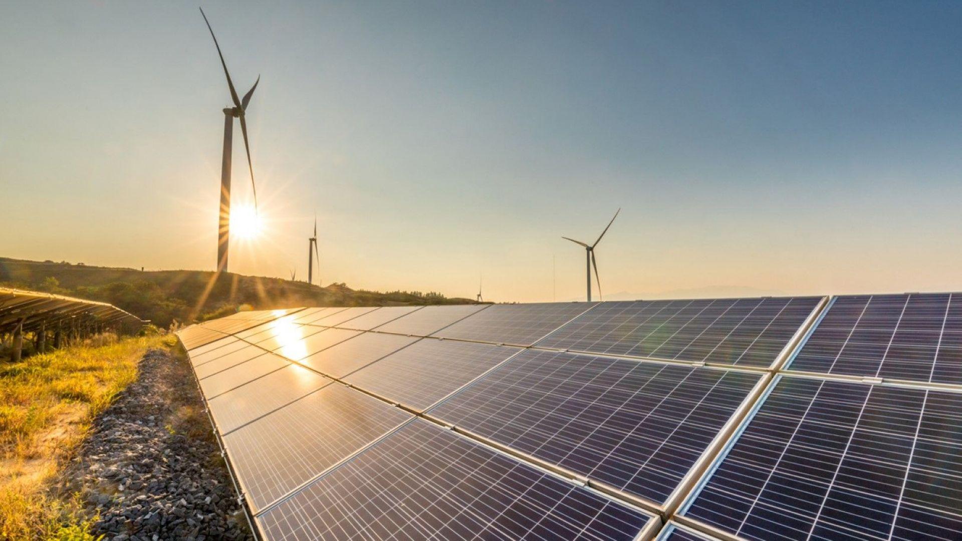 Е Де Еф и Дзинко ще строят най-мощната слънчева централа в света - в Абу Даби