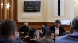 125 депутати осигуриха кворума на парламента